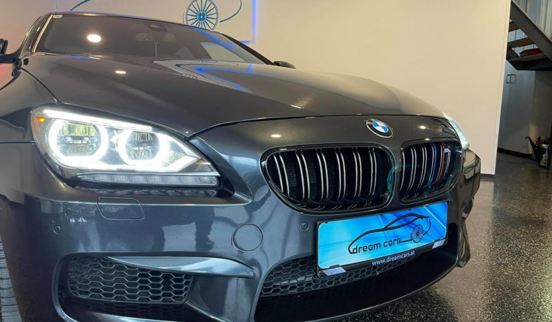 BMW M6 Gran Coupe COMPETITION voll