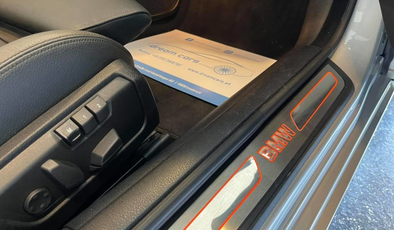 BMW 640d Gran Coupe voll