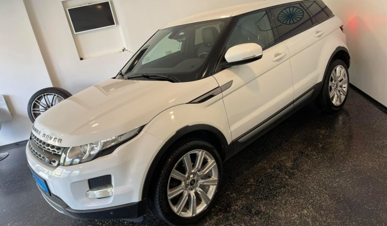 Range Rover Evoque 2.2 TD4 voll
